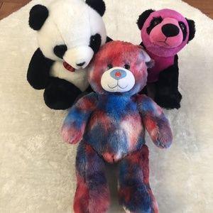 $10 ADD ON / Teddy Bear Stuffy Lot of 3